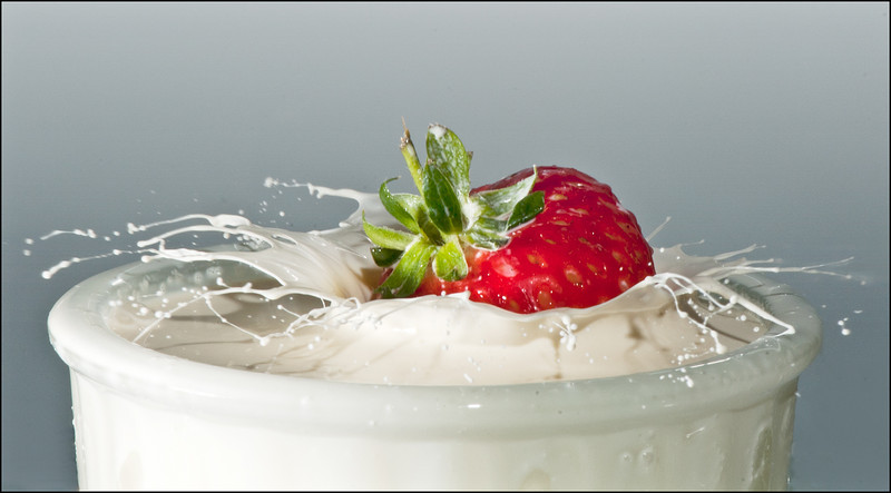 Strawberry Splash by John Allen. 1st.