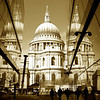 Alternative View, St Paul's Cathedral by John Burnett ( Highly Commended )