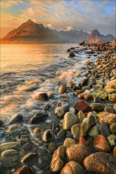 Sunset at Elgol by Tony Perryman ( Special Mention )