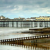 THE PIER AT HASTINGS by Tony Perryman ( 2nd )