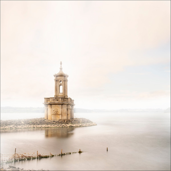 NORMANTON CHURCH by MARIE KING ( 1st )