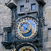 THE ASTRONOMIC CLOCK, PRAGUE by JOHN BROOKS