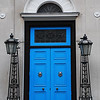 BLUE DOORS by JOHN BURNETT.