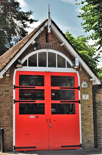 FIRE DOORS by COLIN WRIGHT