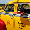YELLOW CAB DOORS by MIKE MCKAY
