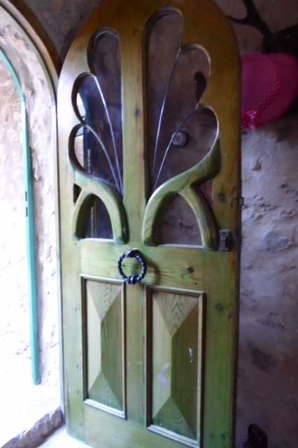 A SPECIAL DOOR by RENA BILSLAND