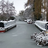 WINTER REACHES THE STORT by JOHN BROOKS