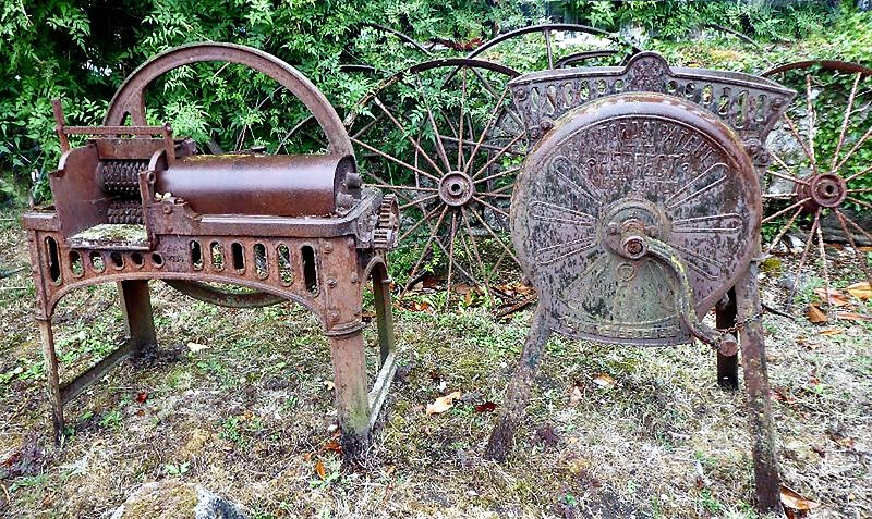 OLD TECHNOLOGY by CARROLL GIFFORD