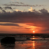Sunset at Heysham