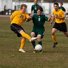 Regional final vs. Mattoon at Effingham, 10/23/10, won 3-1