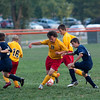 JV vs. T-Town, 9/21/10, Lost 2-1
