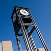 Alumni clock tower, Eastern Illinois University, Charleston, Illinois