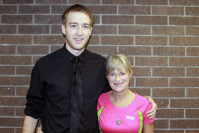 Balmer, Julia and son Justin