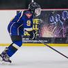 This kid got two goals in his game yesterday. Go Meryk!!!#MinorHockeyWeek #goblues