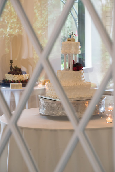 Cake Tables - 2015