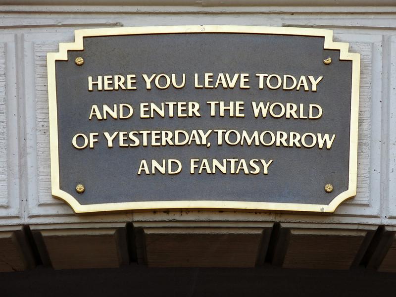 Entrance Promise