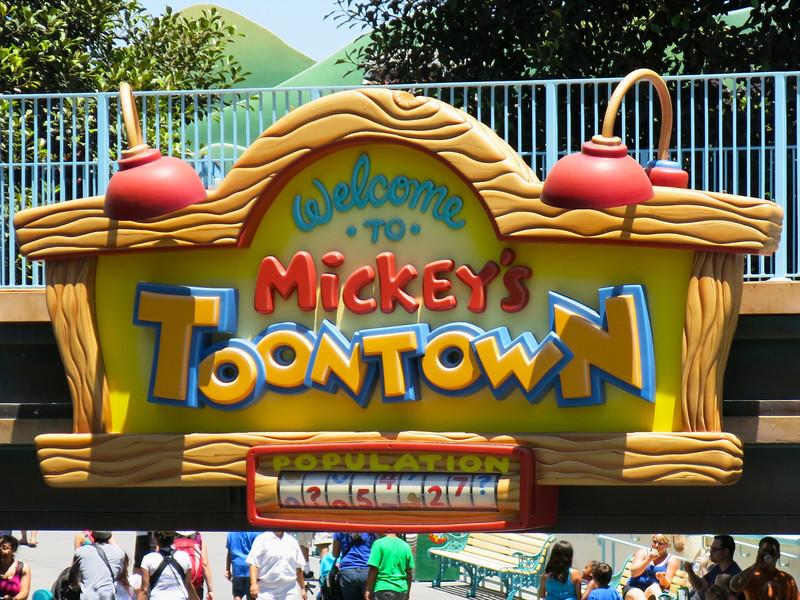 Mickey's Toon Town