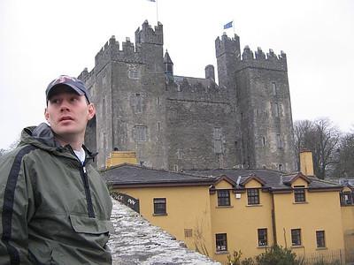 Nick in Ireland