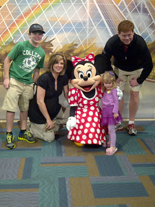 Nagel Disney World 2013