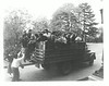 Going to SBC to work on the Homecoming floats ~ Oct 1953
