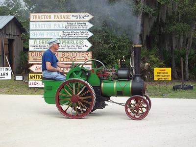 02.20.08~Florida Flywheelers Tractors