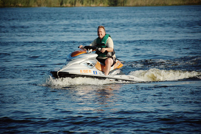 Jet Skiiing with Kids~11.25.12
