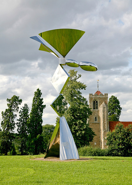 Harlow Sculpture