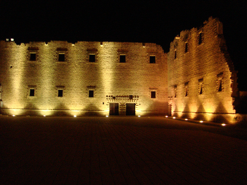 Famagusta at Night