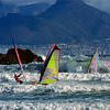 WIND SURFERS, CAPE BAY