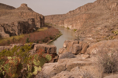 Rio Grande River Overlook