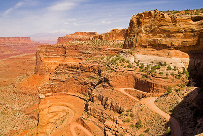 Part of the Shafer Trail
