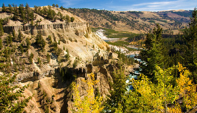 The Grand Canyon of the Yellowstone