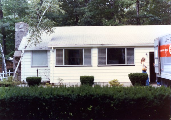 1977-1980 Martha Ave & First House