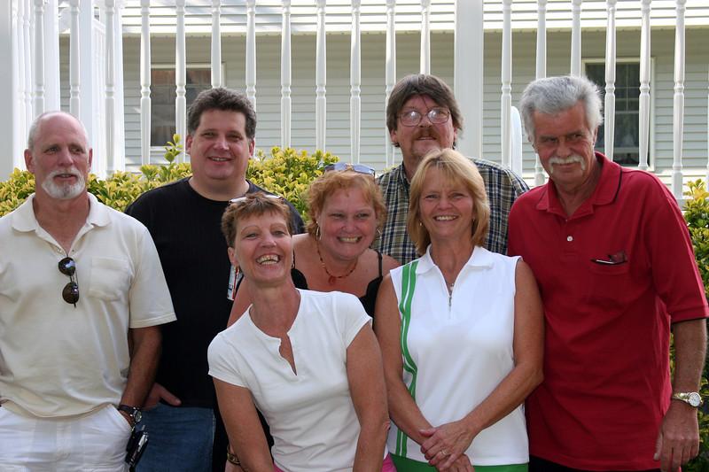 De Groot family reunion 8-12-06