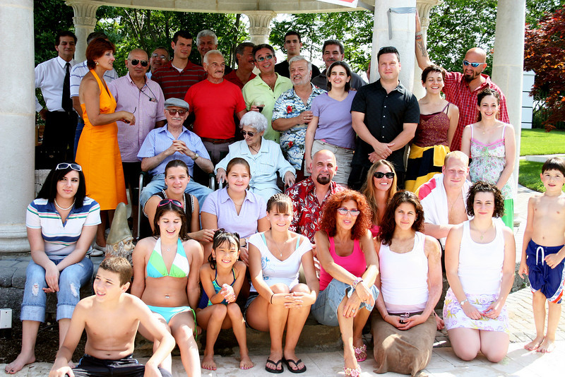 Natoli Family Reunion July 24th, 2005