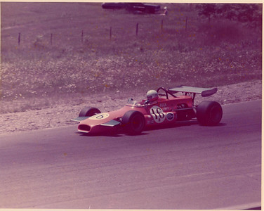BT35-19 at Mosport, x Maurice McCaig car with big valve Hart Twin Cam.  The Brabham is such a beautiful, classic looking car!