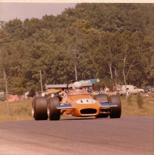 1973 Brabham BT35-19 at Mosport at rise of corner 3.  Photo taken by Allan De La Plante    http://allandelaplante.webs.com/