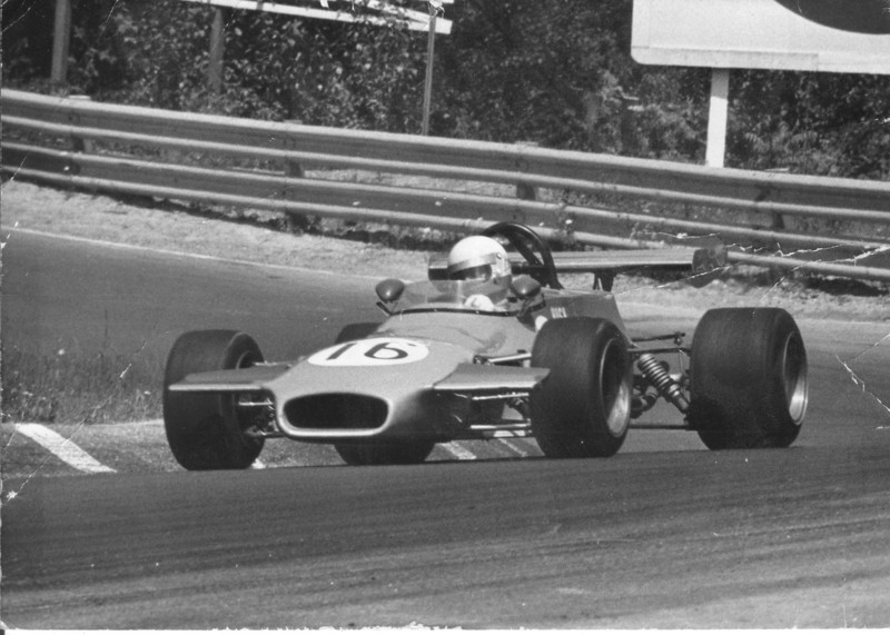 Moss corner, BT35-19 at Mosport 1973