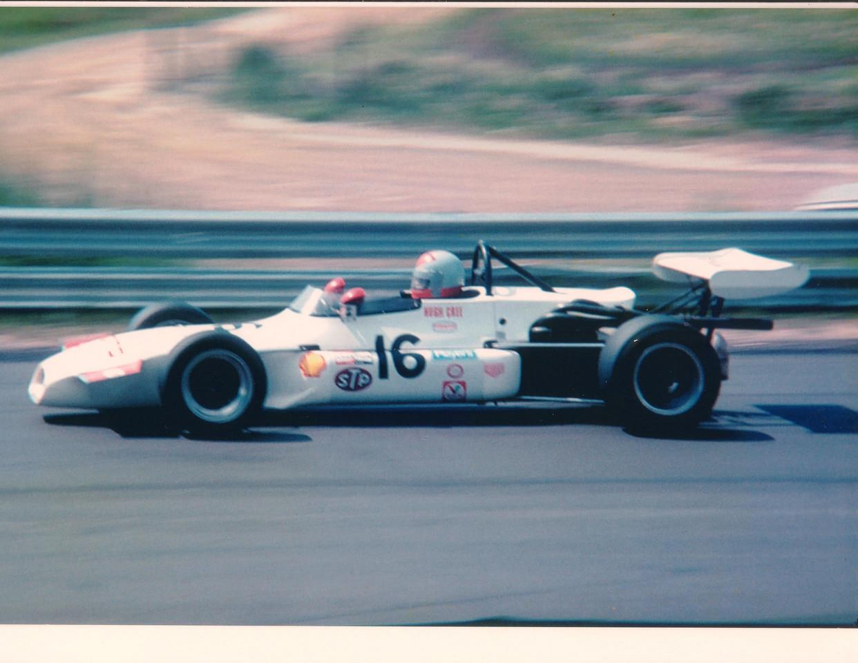 1974 BT35-19 at Mosport, after corner 3.