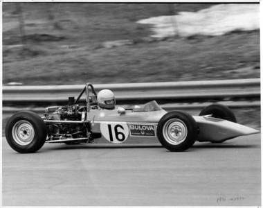 1972 April 23  Mosport paddock, Lotus chassis 71-69FF-25