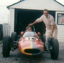 1968 Lotus 51A-FF-88, w/Dad