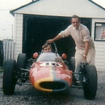 1968 Lotus 51A-FF-88, w/Dad