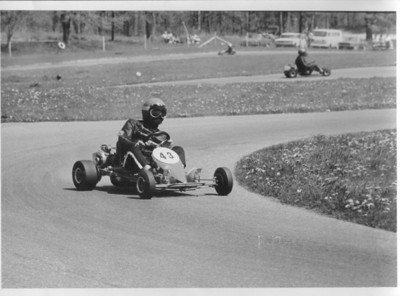 Goodwood Kart track