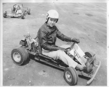 1960, my 2nd kart.