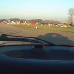 video clip with Clive, 2001: Lotus Elise Series 1, Track Day with Clive nr Bristol