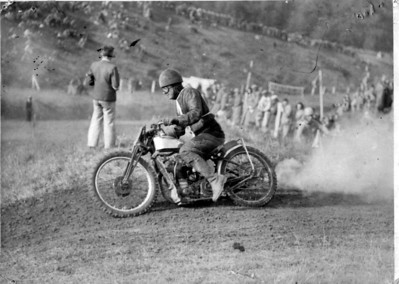 Bingley Cree 1930s (late) Mountain Grass Track, 350cc Velocette
