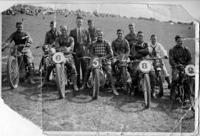 1936 Cannfield Grass Track, Bingley Cree is #38
