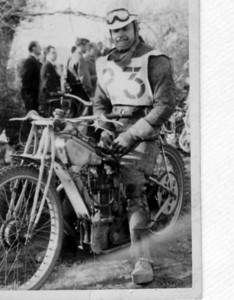 Bingley Cree, from a 1940's race report