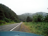 The fog is rolling in as we approach Heceta Head on the Oregon Coast.<br /> P7201706-FogRoadUS101HecetaHead-2.jpg