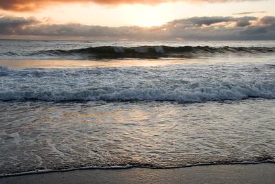 Sunset clouds at Gleneden Beach, Oregon July 2007  Copyright © 2007 Rick Kruer rickkruer.com  D200_2007-07-18DSC_2412-SunsetClouds-nice-2.psd